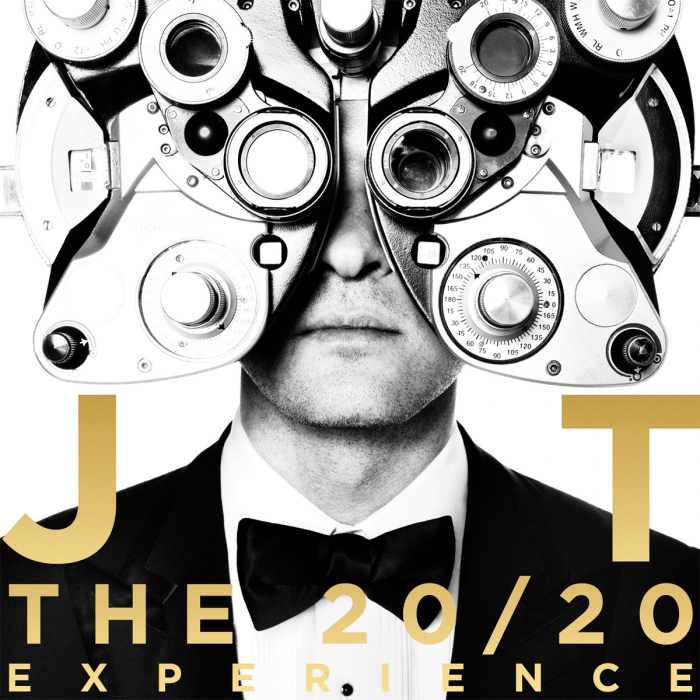 Justin Timberlake - The 20/20 Experience Sheet Music By
